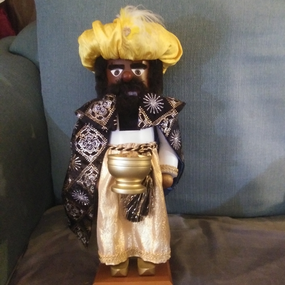 Nutcracker Hand Crafted Statue